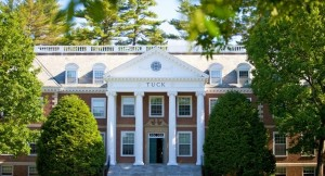 Dartmouth Tuck MBA Early Decision Deadline @ Tuck School of Business | Hanover | New Hampshire | United States