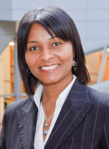 Karen Jackson-Cox is the director of the MBA Career Center at Rotman