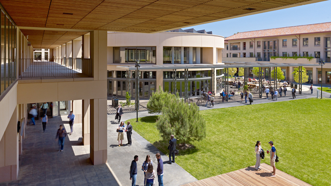 Stanford University's Graduate School of Business
